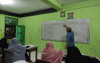 SMA Darul Falah Laksanakan Bimbingan  Khusus  untuk Persiapan Asesmen Kompetensi Minimum