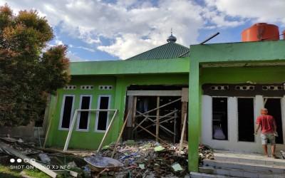 Renovasi Masjid Ta'mirul Darul Falah Ditarget Rampung Akhir Bulan September 2021